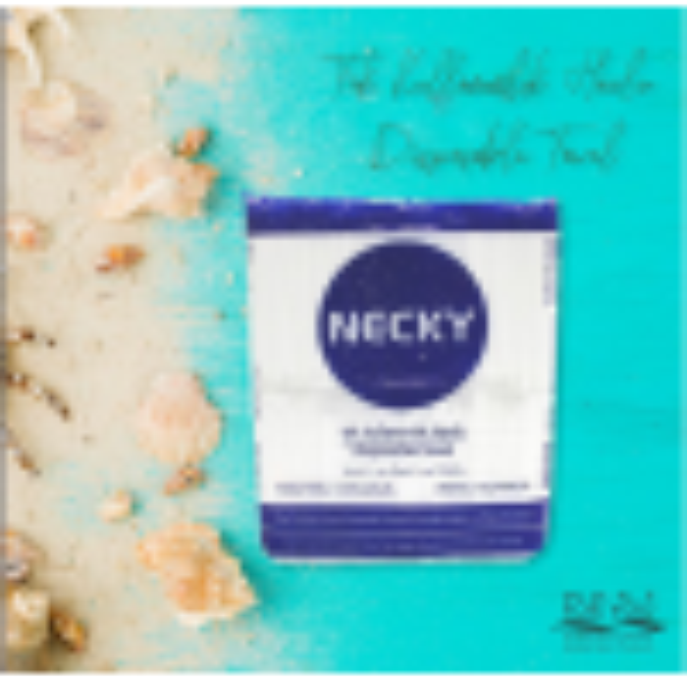 Necky  Tek Kullanımlık Havlu (Tekli Paket) 100lü