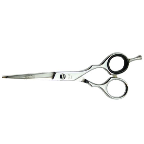 More For You Profesyonel Saç kesim Makası (Jilet Tipi Ağız)  Ahşap Kutulu 204-5,5